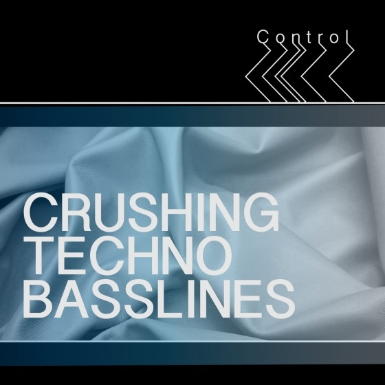 Control Sounds — Crushing Techno Basslines (WAV)