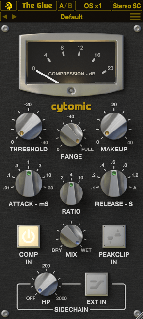 Cytomic — The Glue v1.3.12