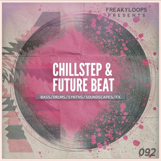 Freaky Loops — Chillstep and Future Beat (WAV)