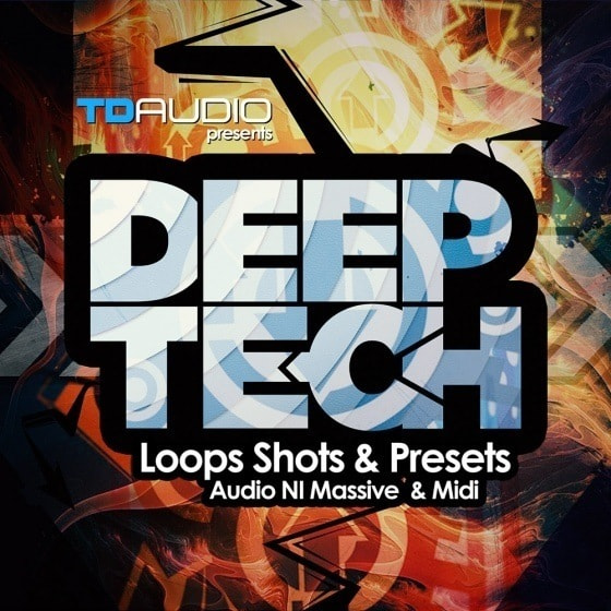 Industrial Strength — TD Audio Deep Tech (WAV, MIDI)