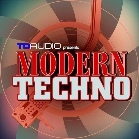 Industrial Strength — TD Audio Modern Techno (WAV, MIDI)