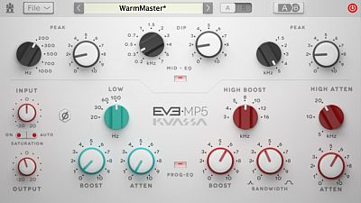 Kuassa — EVE-MP5 v1.0.0 VST VST3 (x86/x64)