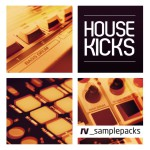RV Samples — House Kicks (WAV)