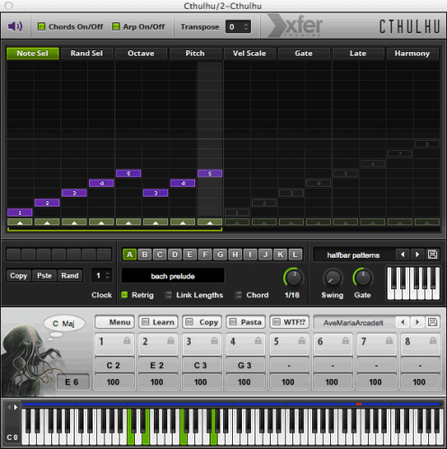 Xfer Records — Cthulhu 1.11 WIN/MAC OSX (x86, x64)