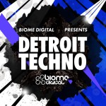 Biome Digital — Detroit Techno (WAV, MIDI, AIFF)