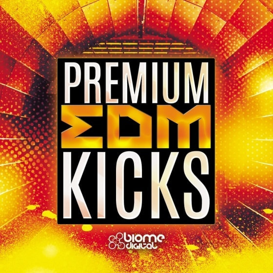 Biome Digital — Premium EDM Kicks (WAV, AIFF)