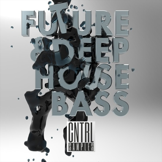 CNTRL Samples — Deep Future House Bass (WAV, MIDI)