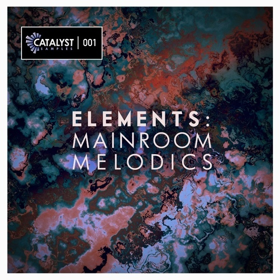 Catalyst Samples — MainRoom Melodics (WAV, MIDI)