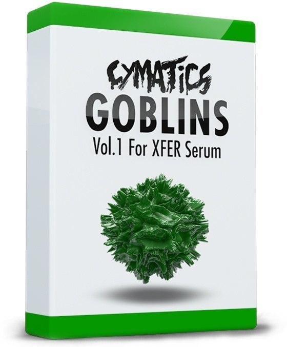 Cymatics — Goblins Vol 1 For Serum