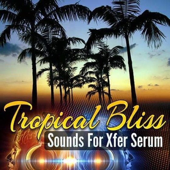 Daniel Strongin — Tropical Bliss For Serum