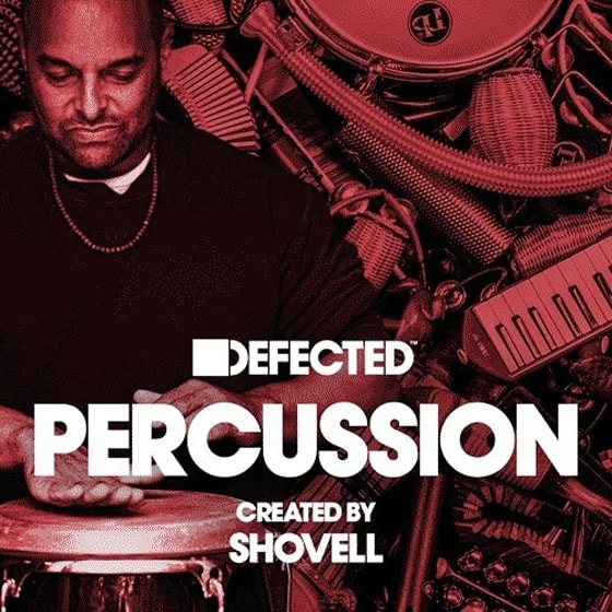 Defected Records — Defected Percussion Shovell (WAV, Rex2)