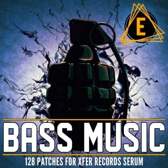 Electronisounds — Bass Music For Serum