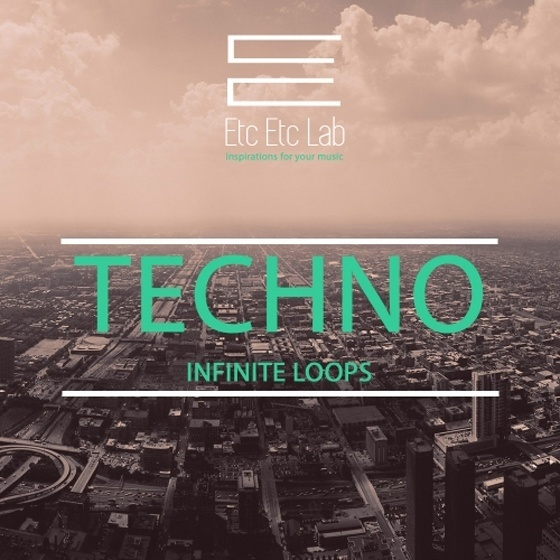 Etc Etc Lab — Techno Infinite Loops (WAV)