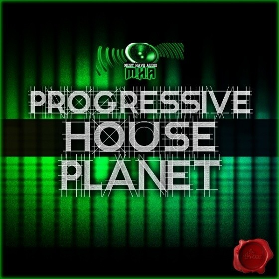 Fox Samples — Must Have Audio Progressive House Planet (WAV, MIDI)