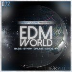 Freaky Loops — EDM World (WAV, MIDI)