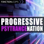 Function Loops — Progressive Psytrance Nation (WAV)
