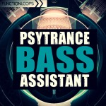 Function Loops — PsyTrance Bass Assistant (WAV)