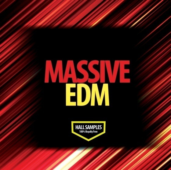 Hall Samples — Massive EDM (WAV/MIDI)
