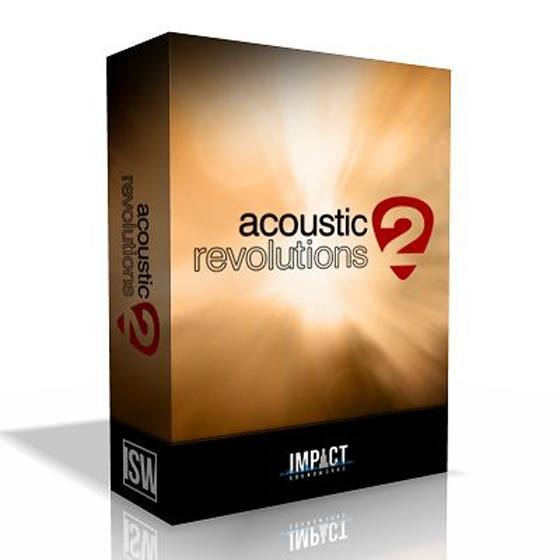 Impact Soundworks — Acoustic Revolutions 2 (WAV)