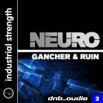 Industrial Strength — DnB Audio 2 Neuro (WAV, REX)
