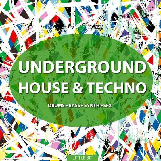 Little Bit — Underground House and Techno (WAV)
