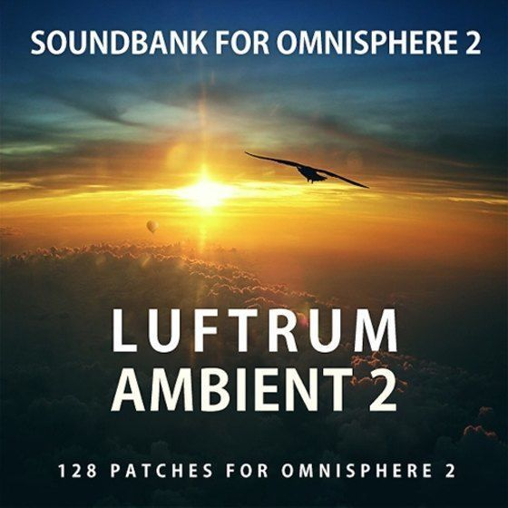 Luftrum — Sound Design Ambient 2 for Omnisphere 2