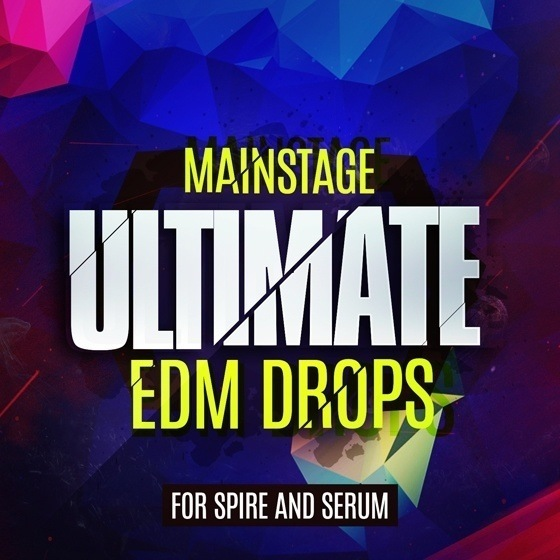 Mainroom Warehouse — Mainstage Ultimate EDM Drops for Spire and Serum