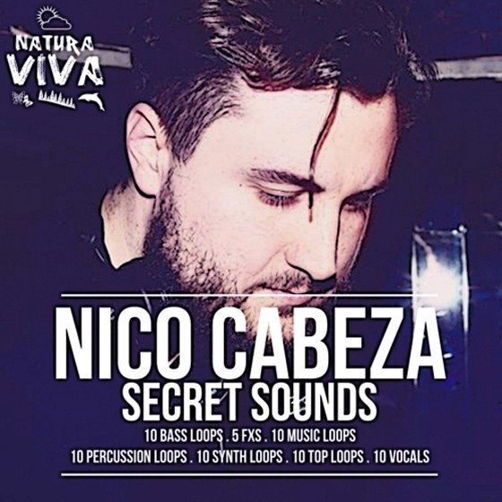 Natura Viva — Nico Cabeza Secret Sounds (WAV)