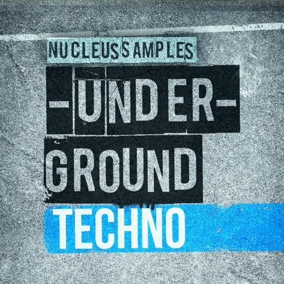 Nucleus Samples — Underground Techno (WAV, MIDI)