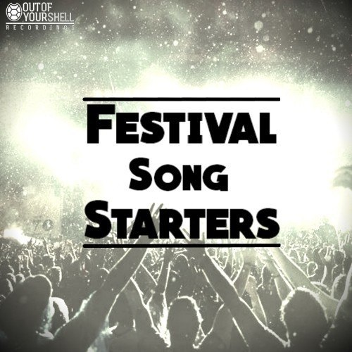 Out Of Your Shell Sounds — Festival Song Starters (WAV, MIDI)