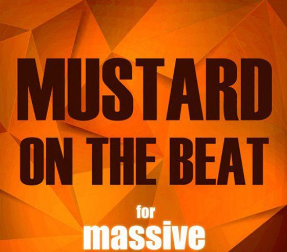 Redsounds — Mustard On The Beat