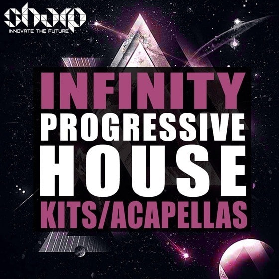 SHARP — Infinity Progressive House (WAV, MIDI, SBF)