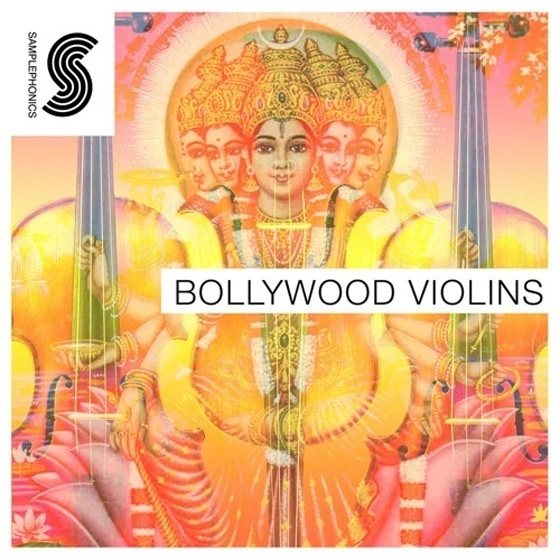 Samplephonics — Bollywood Violins (WAV)