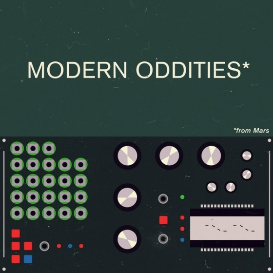 Samples From Mars — Modern Oddities (wav, Kontakt)