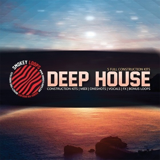 Smokey Loops — Deep House (WAV, MIDI)
