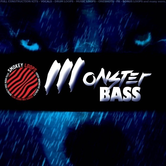 Smokey Loops — Monster Bass (WAV)