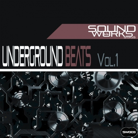 Sound Works — Underground Beats Vol.1 (WAV, AIFF)