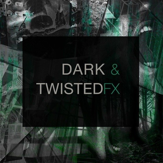 Spf Samplers — Dark and Twisted FX (WAV)