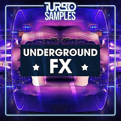 Turbo Samples — Underground FX (MIDI)