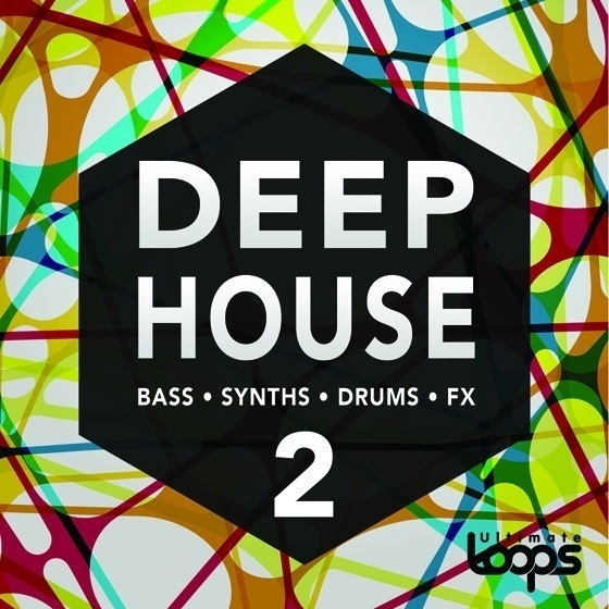 Ultimate Loops — Deep House 2 (WAV, MIDI)