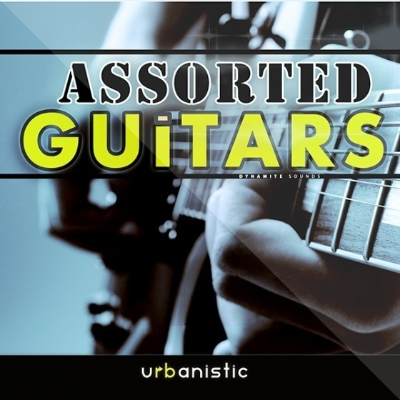Urbanistic — Dynamite Sounds Assorted Guitars (WAV)