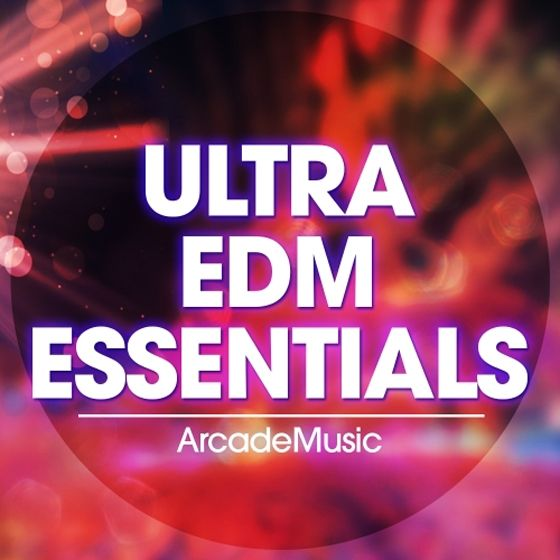 ArcadeMusic — Ultra EDM Essentials (WAV/MIDI)