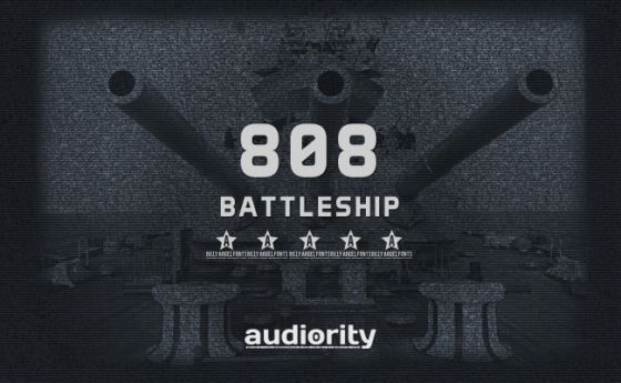 Audiority — 808 Battleship (WAV/KONTAKT)