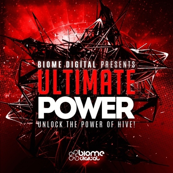 Biome Digital — Ultimate Power For u-he Hive