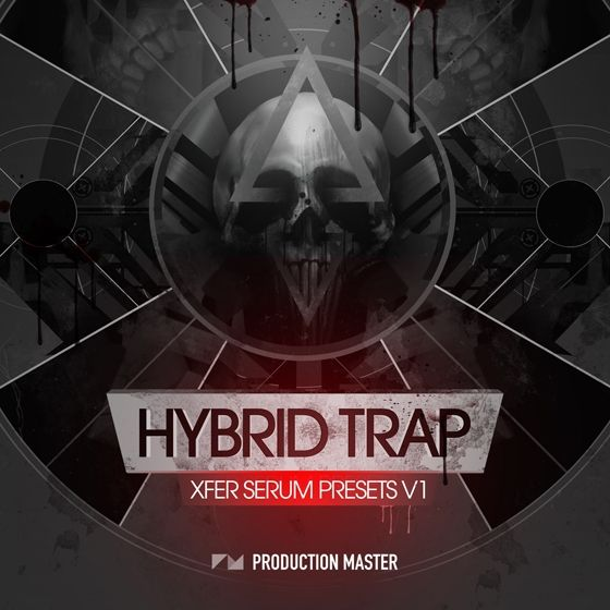 Black Octopus Sound — Production Master Serum Hybrid Trap Presets (WAV/SERUM)