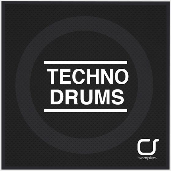 Cognition Strings — Techno Drums (WAV)