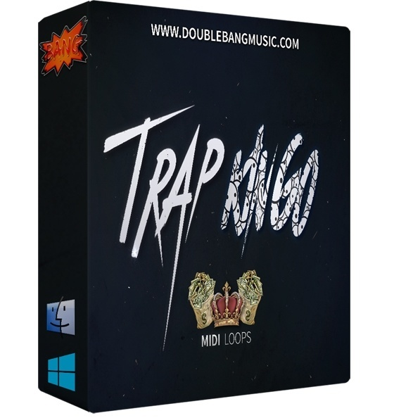 Double Bang Music — Trap Kingo (WAV/MIDI)