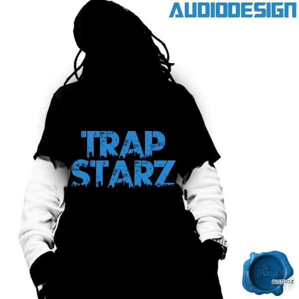 Fox Samples — Audiodesign Trap Starz (WAV/MiDi)