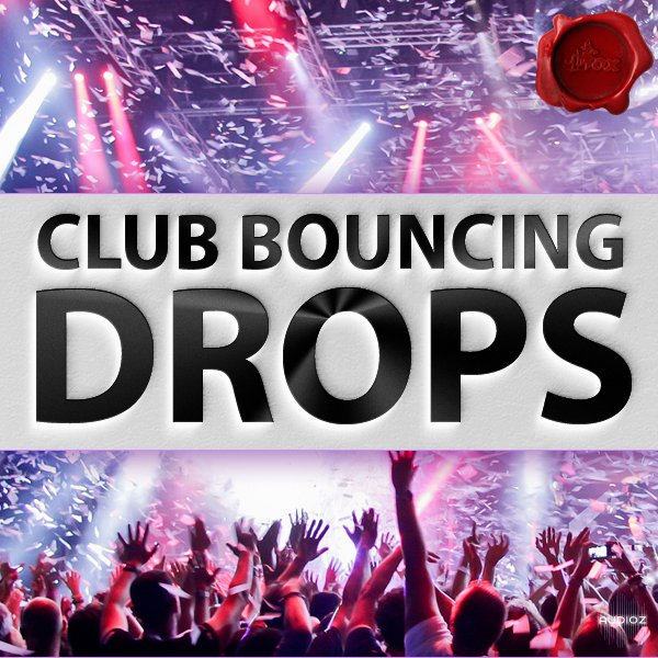 Fox Samples — Club-Bouncing Drops (WAV/MiDi)