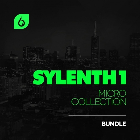 Freshly Squeezed Samples — Sylenth1 Micro Essentials Vol.1-3 Bundle FOR SYLENTH1 (FXB)